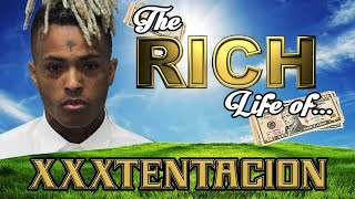 XXXTENTACION   THE RICH LIFE   FORBES 2018 Net Worth ( Cars, Bling, Tattoos )