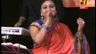 Gaan gai amar monre bujai bangla folk song singing by uk bengali singer Bapita Roy