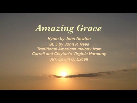 Amazing Grace (Presbyterian Hymnal #202)