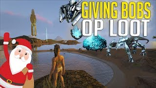 GIVING BACK TO THE BOBS! OP LOOT! OFFICAL SMALL TRIBES PVP S3 Ep13 | ARK: Survival Evolved