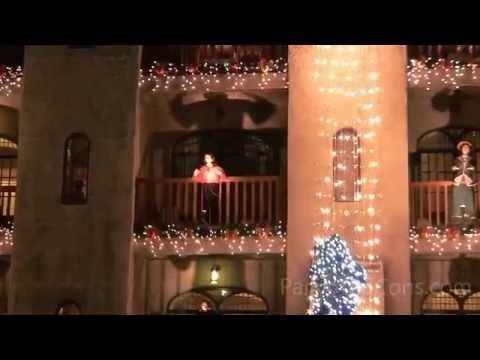 HD 2014 Riverside Festival of Lights Mission Inn Hotel  Spa 22nd Annual Opening Night November 28