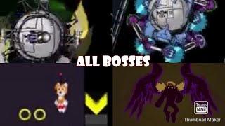 Eggman Hates Furries - All Bosses Battles + Ending