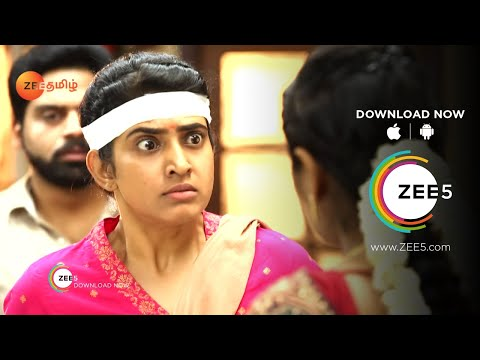 Rekka Katti Parakuthu Manasu - Indian Tamil Story - Episode 260 - Zee Tamil TV Serial - Best Scene