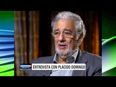 "Plácido Domingo talks about Lyric Opera of Chicago's ""Bel Canto""."