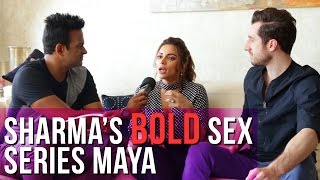 Bold sex series Maya   Honest Conversation with Shama Sikandar