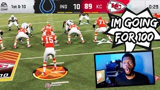 99 OVERALL PATRICK MAHOMES IS LITERALLY UNSTOPPABLE