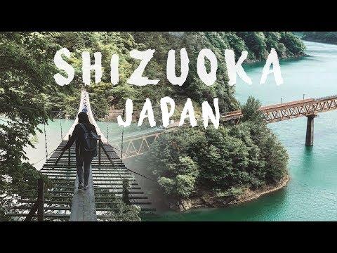JAPAN | SHIZUOKA TRIP | NATURE & STEAM TRAINS | MOIRA INOT