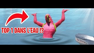 On NAGE pendant 24H JUSQU'AU TOP 1 ?! ( Fortnite Challenge saison 3 )