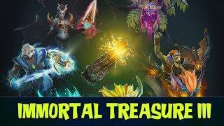 The International 2018 Immortal Treasure III - Opening Treasures