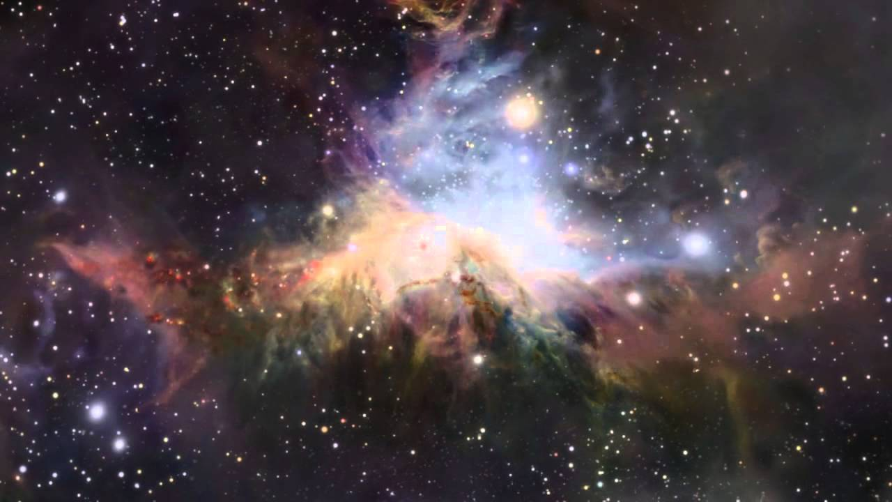 3d Jesus Christ Live Wallpaper The Orion Nebula In 3d Esa Hubble Space Science Hd Video