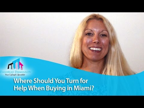 Miami Real Estate Agent: 5 reasons to use a buyer's agent