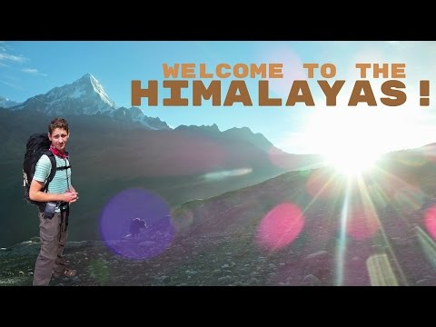 How to Pack for a Himalayan Trek (…and What to Expect/How to Prepare)