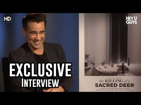 Colin Farrell - The Killing of a Sacred Deer | Exclusive Interview