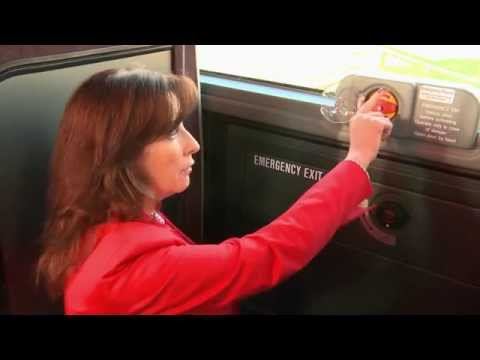 BELLE VUE Coaches: Onboard safety video
