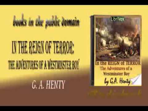 In the Reign of Terror: The Adventures of a Westminster Boy G. A. HENTY audiobook