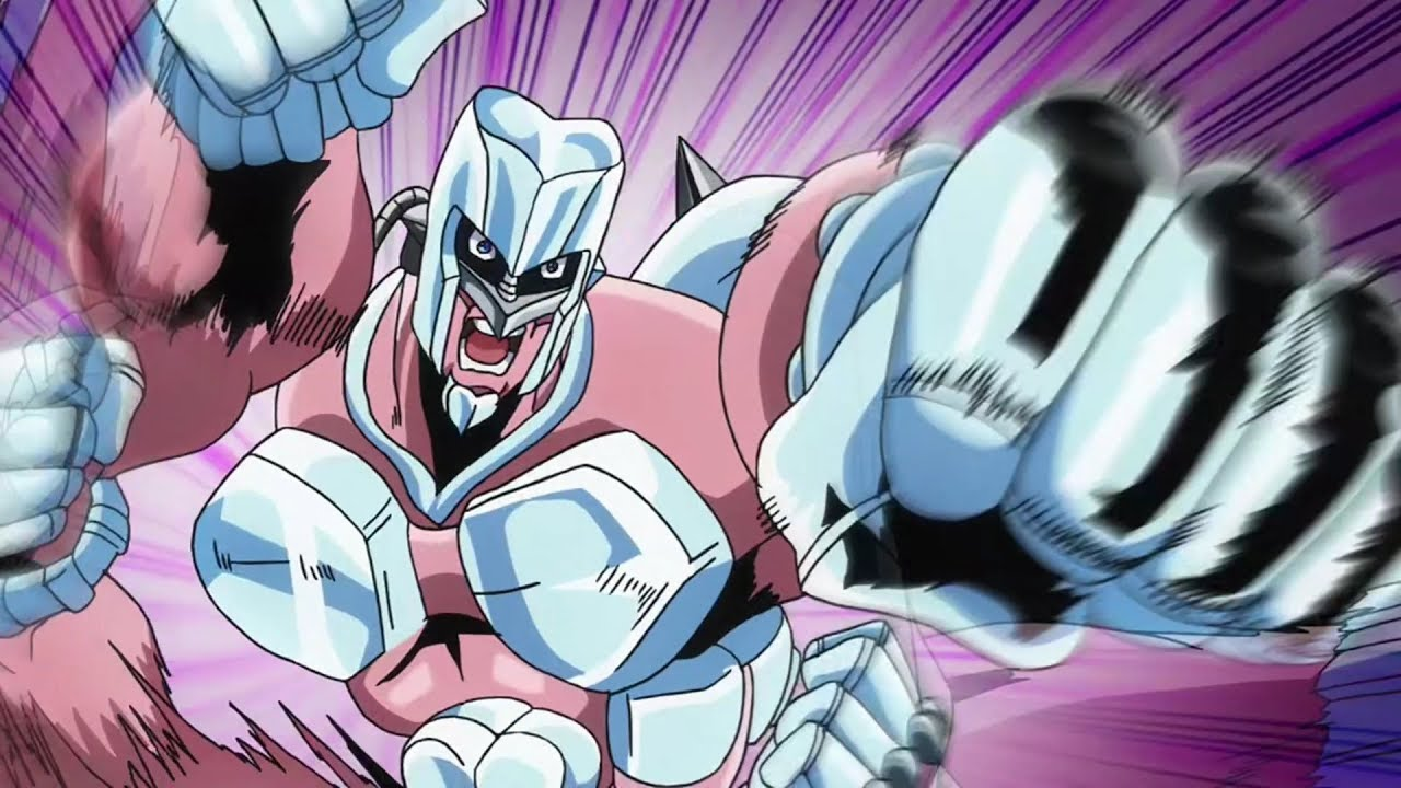 Crazy Diamond Part 3 Stand Sound Profiles Youtube Crazy diamond punch sound effect from jojo part 4 download by popular request (and well, he's my personal favorite jojo), a downloadable pack of crazy diamond's sound effects from jojo's. crazy diamond part 3 stand sound profiles
