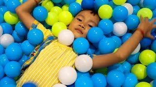 Indoor Playground For Kids at Aeon Mall
