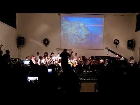 """Aria Italiana - Concerto di Natale Classi Prime sez. A - B - C - D """"Orchestra Giovanile Padre Pio"""""""