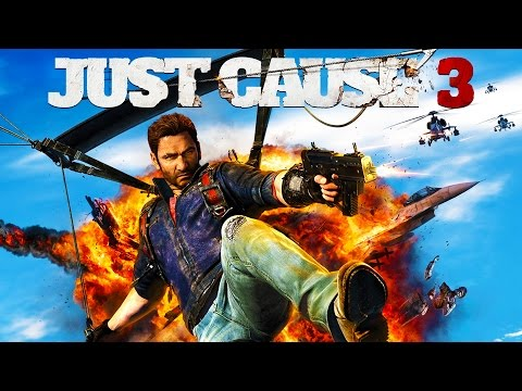 HikePlays Just Cause 3!! - The Beginning - JC3 Let's Play & Funny Moments!