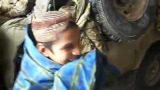 Afghan Kids' Reaction to Seeing Porn Star Jenna Jameson in a Magazine
