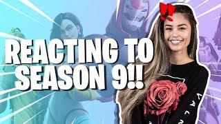 Download REACTING TO SEASON 9 FORTNUT Mp3 and Videos