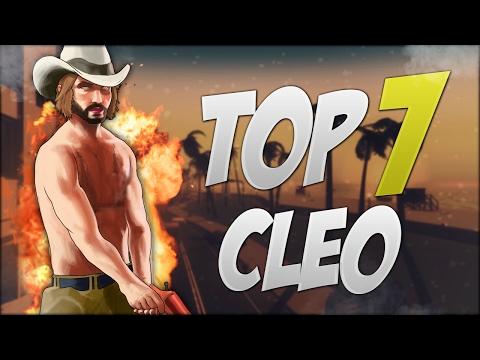 TOP 7 ПОЛЕЗНЫХ CLEO МОДОВ - SAMP 0.3.7 | #7