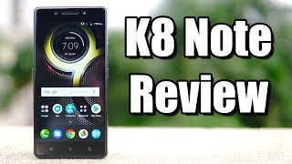 Lenovo K8 Note Review - Jack Of All Trades!