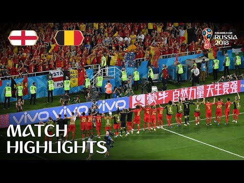 England v Belgium - 2018 FIFA World Cup Russia鈩� - Match 45