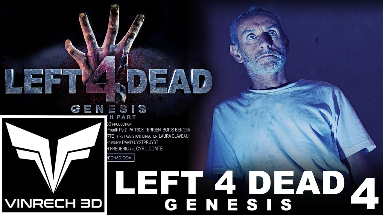 LEFT 4 DEAD GENESIS The movie - Part 4