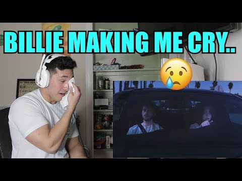 Billie Eilish - everything i wanted - REACTION!