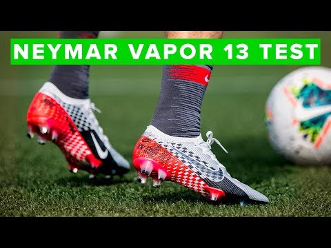 NEW NEYMAR JR VAPOR 13 BOOTS | Play Test