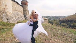 Нікіта & Альона / GRAFF VIDEO / Сергей Граф / відеозйомка весілля кам'янець-подільський