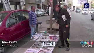 السيسي يفوز بولاية ثانية لرئاسة مصر - (29-3-2018)