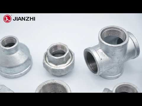 Plumbing Fittings, Galvanized Pipe Fittings, Malleable Iron ...