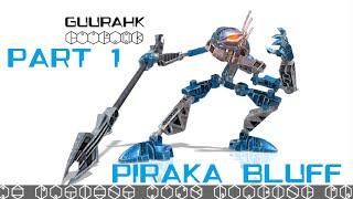 Piraka Bluff! - Bionicle Heroes Playthrough - Part 1