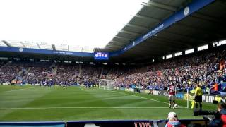 Penalty vs Leicester city