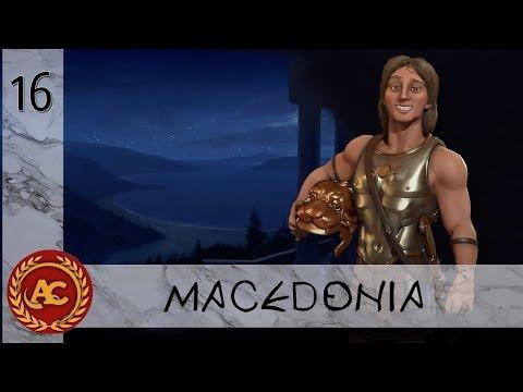 Civilization 6 - Macedonia Immortale #16 (Gameplay ITA)