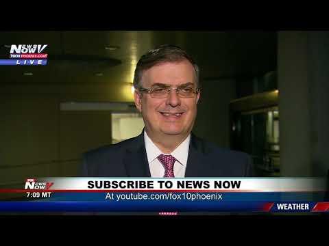 BREAKING: U.S. & Mexico reach deal - Tariffs NOT going into effect - Bilingual newser