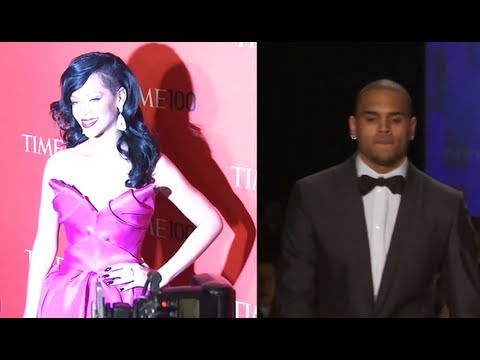 Chris Brown and Rihanna VMA Presenters Together?!
