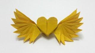Origami Winged Heart tutorial (Henry Phạm)