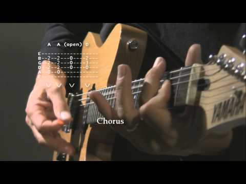 AC/DC - Highway to Hell - guitar lesson