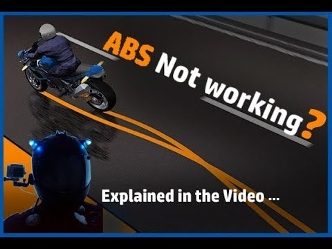 Feels Like Abs Brakes Not Working Watch This To Understand Why