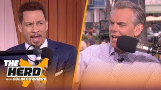 Chris Broussard looks back on Kobe Bryant's historic NBA career | THE HERD | LIVE IN MIAMI