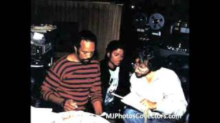 Michael Jackson - Someone In The Dark - Alternate Version RARE