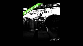 Pusha T Ft. Chevy Woods - Underdogs - 7 PM Mixtape