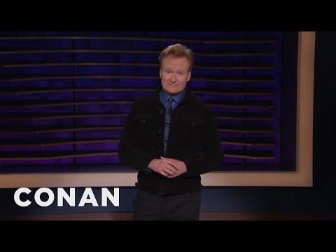 Cover Lagu Conan: Joe Biden's 2020 Strategy Is To Portray President Trump As President Trump - CONAN on TBS stafamp3