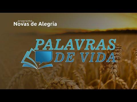 """AD Gideões - Novas de Alegria """"Palavras De Vida""""  - 28/03/2018"""