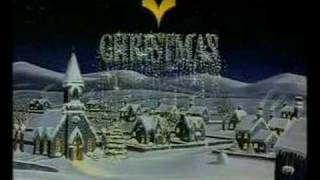 Yorkshire TV Christmas Line advert 1993