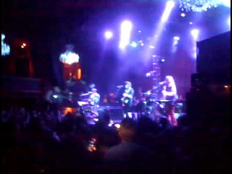 MGMT - Electric Feel - The Fillmore - SF 4/12/10
