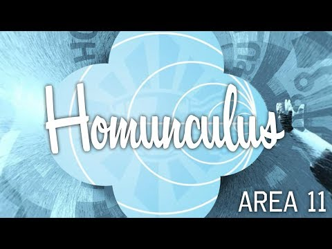 Area 11 - Homunculus (Lyrics)